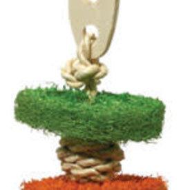 Rosewood Boredom Breaker Loofa Hoola Small Animal Toy