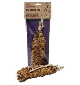 Rosewood Boredom Breaker Naturals Small Animal Treat Apple Cracker Dari