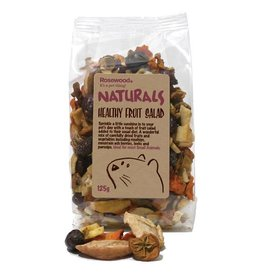 Rosewood Boredom Breaker Naturals Small Animal Treat Healthy Fruit Salad 125g