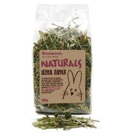 Rosewood Boredom Breaker Naturals Small Animal Treat Herbal Garden 100g
