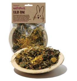 Rosewood Boredom Breaker Naturals Small Animal Treat Salad Bowl