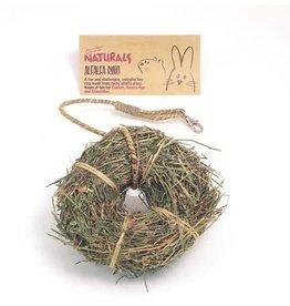 Rosewood Boredom Breaker Small Animal Naturals Alfalfa Ring Treat