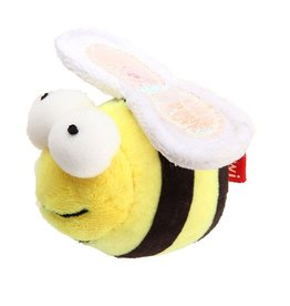 Rosewood GiGwi Melody Chaser Cat Toy Bee