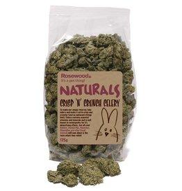 Rosewood Naturals Crisp n Crunch Celery Small Animal Treat 175g