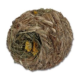 Rosewood Naturals Dandelion Small Animal Roll & Nest