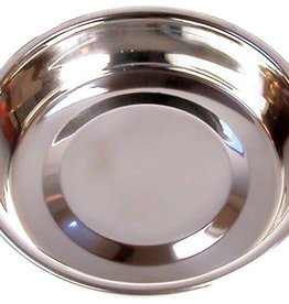Rosewood Stainless Steel Bowls Shallow Puppy Pan