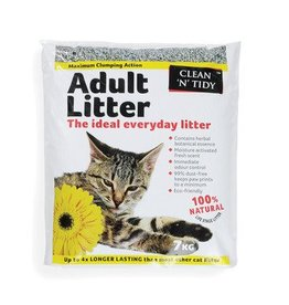 Sharples & Grant Clean N Tidy Cat Litter Adult Everyday Scented Bag 7kg