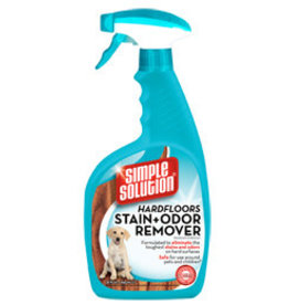 Simple Solution Hardfloors Stain & Odour Remover 750ml