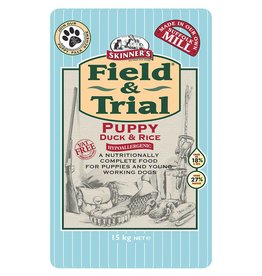 Skinners Field & Trial Puppy Food Duck & Rice