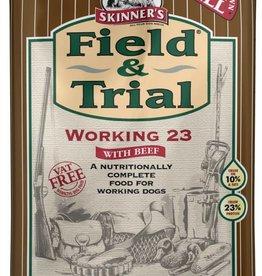 Skinners Field & Trial Working 23 Dog Food 15kg
