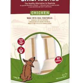 SmartBones Chicken Medium Bones Dog Treat, 2 pack