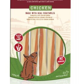 SmartBones Chicken Mini Sticks Dog Treat, 5 pack