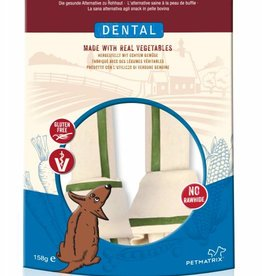 SmartBones Dental Medium Bones Dog Treat, 2 pack