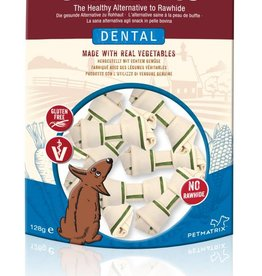 SmartBones Dental Mini Bones Dog Treat, 8 pack