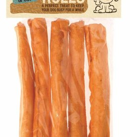 Good Boy Chicken Flavour Rolls 155mm/6inch Dog Treats, 95g