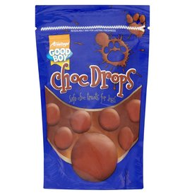 Good Boy Choc Drops Pouch Dog Treats, 250g