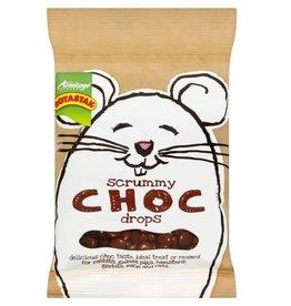 Rotastak Choc Drops Small Animal Treats 50g