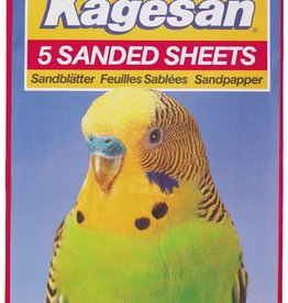 Armitage Kagesan No.6 Red Sanded Sheets 43cm x 28cm, 5 pack
