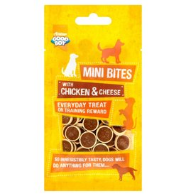 Good Boy Mini Bites with Chicken & Cheese Dog Treats, 70g