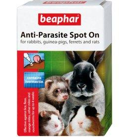 Beaphar Anti Parasite Spot-On for Rabbit & Guinea Pig, 4 pack