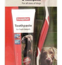 Beaphar Dental Kit For All Sizes Of Dog 100g