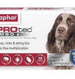 Beaphar FIPROtec Combo Spot On For Medium Dogs