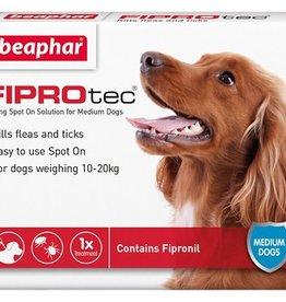 Beaphar FIPROtec Spot On Solution for Medium Dogs