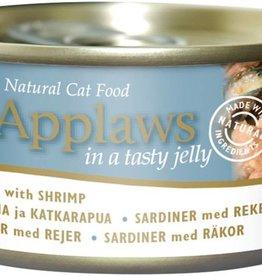 Applaws Cat Wet Food Sardine & Shrimp 70g