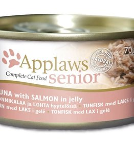 Applaws Cat Wet Food Senior Tuna with Salmon 70g