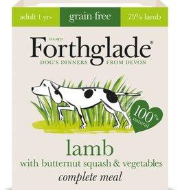 Forthglade Complete Lamb, Butternut Squash & Veg Grain Free Wet Dog Food 395g