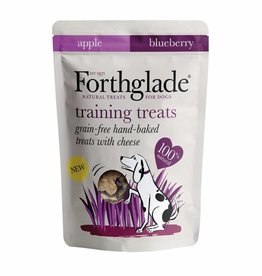 Forthglade Grain Free Hand Made Training Dog Treats with Cheese 150g
