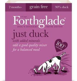 Forthglade Just Duck Grain Free Wet Dog Food 395g