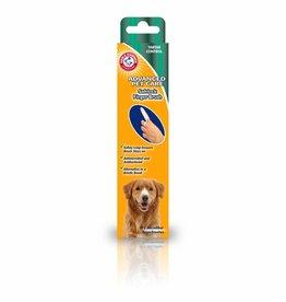 Arm & Hammer Safelock Finger Dog Toothbrushes Pack of 2