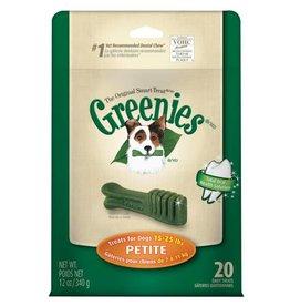 Greenies Dental Chews for Petite Dogs 8-11kg, 340g, 20 pack