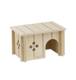 Ferplast Small Animal Wooden Hamster House