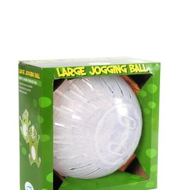 Happy Pet Jogging Ball Glitter for Small Animals,  Large^