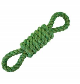 Happy Pet King Size Rope Coil Figure Of 8 Tugger Dog Toy