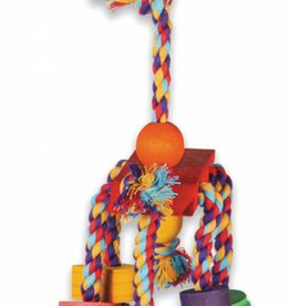 Happy Pet Parrot Toy Fiesta