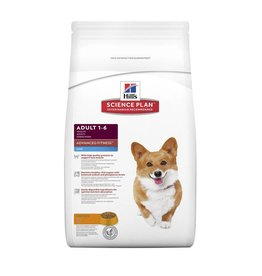 Hill's Science Plan Canine Adult Advanced Fitness Mini Chicken Dry Dog Food 2.5kg