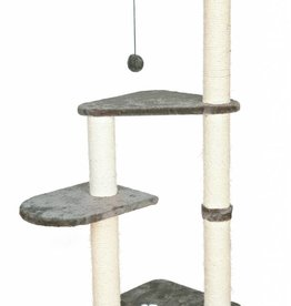 Trixie Altea scratching post, 117 cm, platinum grey