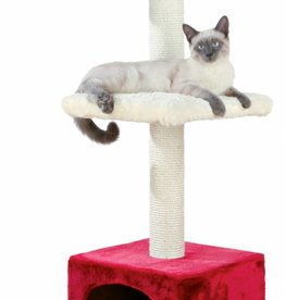 Trixie Elena Scratching Post 109cm, red/beige
