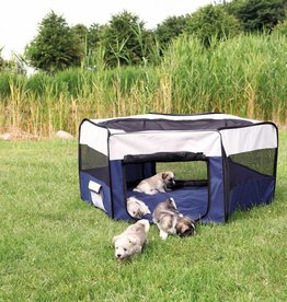 Trixie Polyester Outdoor Run for Rabbits/Puppies 130 x 55cm
