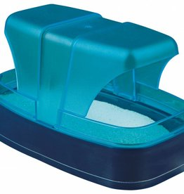 Trixie Sand Bath for Hamsters and Mice 17 x 10 x 10cm, Dark Blue