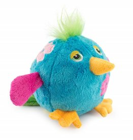 Ancol Bouncing Flower Bird Toy for Large Dogs
