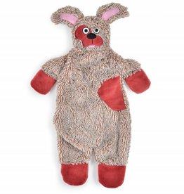 Ancol Floppet Plush Brown Dog Toy
