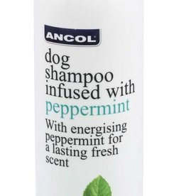 Ancol Luxury Dog Shampoo infused with Peppermint, Energising 250ml