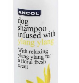 Ancol Luxury Dog Shampoo infused with Ylang Ylang, Relaxing 250ml