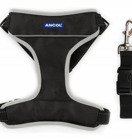 Ancol Nylon Padded Travel Dog Harness