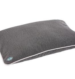 Gor Pets Divani Comfy Cushion Bed, Black