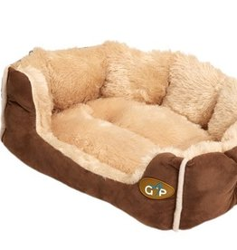 Gor Pets Nordic Snuggle Dog Bed Brown